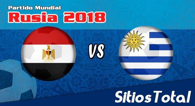 Ver Egipto vs Uruguay en Vivo – Mundial Rusia 2018