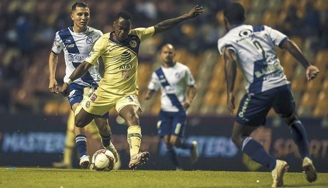 Resultado Puebla vs America J10 de Apertura 2018