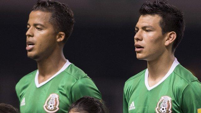 Alineación de México vs Escocia en Partido Amistoso