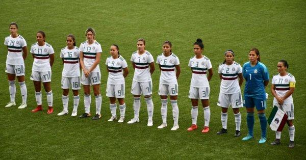 Resultado México vs Venezuela -Futbol Femenil- Juegos Centroamericanos y del Caribe 2018