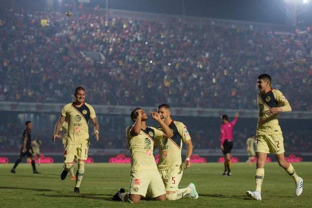 Resultado Veracruz vs América  J17 de Clausura 2019