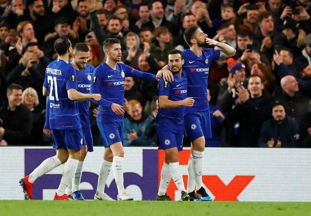 Resultado Chelsea  vs Dynamo Kiev – Octavos –  Europa League