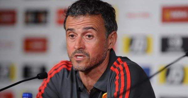 El técnico Luis Enrique renuncia a la Selección Española