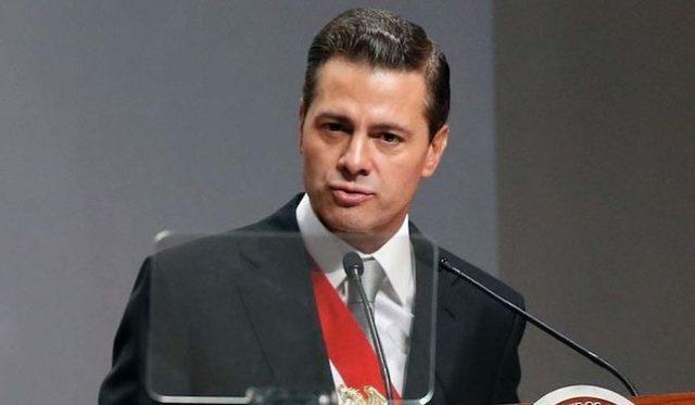 Peña Nieto desmiente viva en España