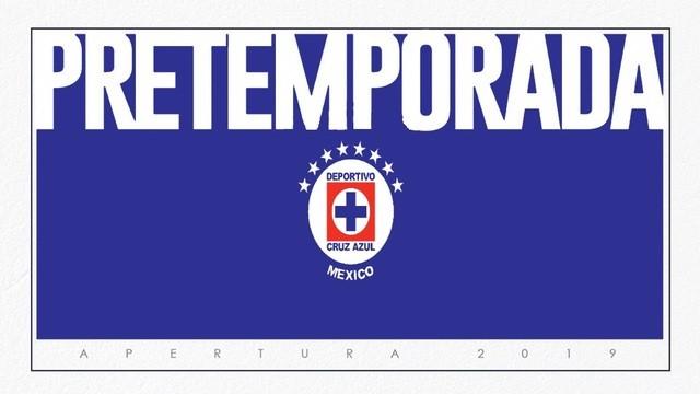 Partidos de Pretemporada de Cruz Azul – Apertura 2019