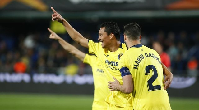 Resultado Villarreal vs Zenit St Petersburg – Octavos de Final –  Europa League