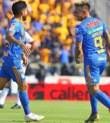 Resultado Lobos BUAP vs Tigres J14 de Clausura 2019