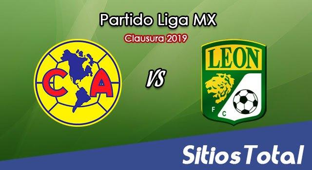 Ver América vs León en Vivo – Semifinal Ida – Clausura 2019 de la Liga MX