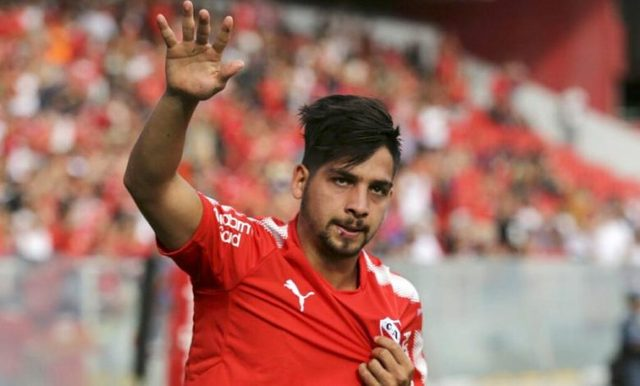 Jugador del Independiente llegaría a Pumas