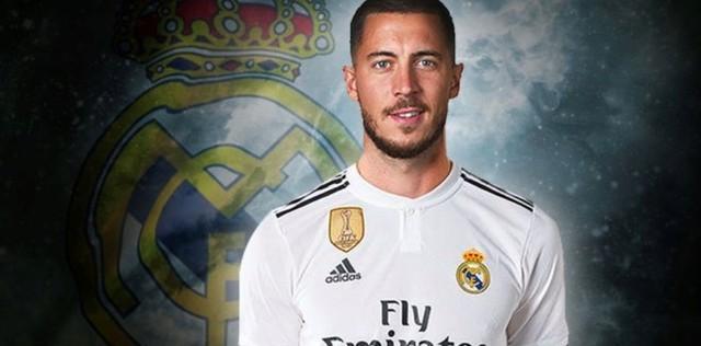 Real Madrid informa sobre la presentación de Eden Hazard