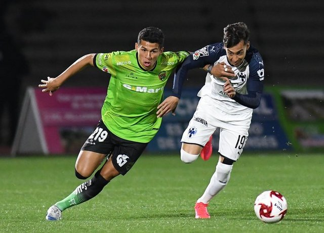 Resultado FC Juarez vs Monterrey – Semifinal (Ida) – Copa MX