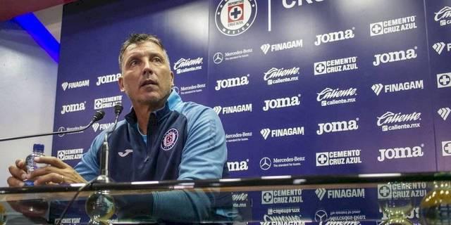 Cruz Azul está listo para la Leagues Cup según Siboldi