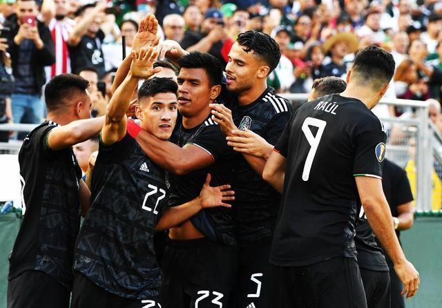 Resultado México vs Cuba – Copa de Oro 2019