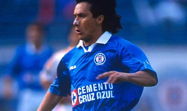 Ricardo Peláez a demostrado en Cruz Azul que es un grande