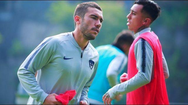 Juan Pablo Vigón asegura que es una responsabilidad ponerse la playera de Pumas