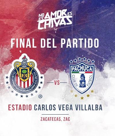 Resultado Chivas vs Pachuca – Pretemporada
