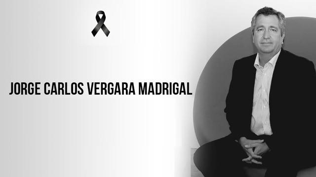 Futbolistas  se despiden de Jorge Vergara