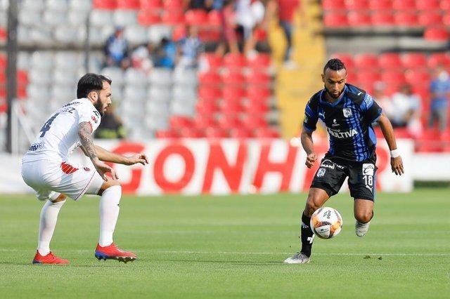 Resultado Querétaro vs Veracruz J16 de Clausura 2019