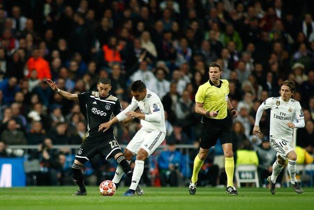 Resultado Real Madrid vs Ajax – Octavos de Final –  Champions League