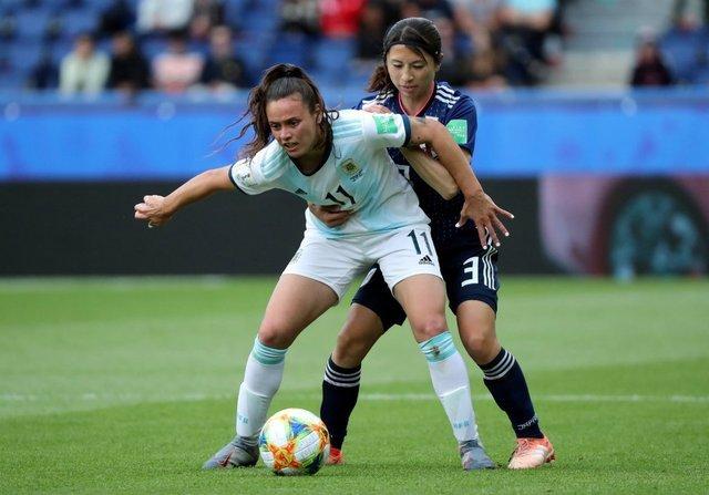 Resultado  Argentina  vs Japón – Mundial Femenil Francia