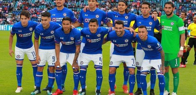 Jugadores de Cruz Azul que no encontraron club en México