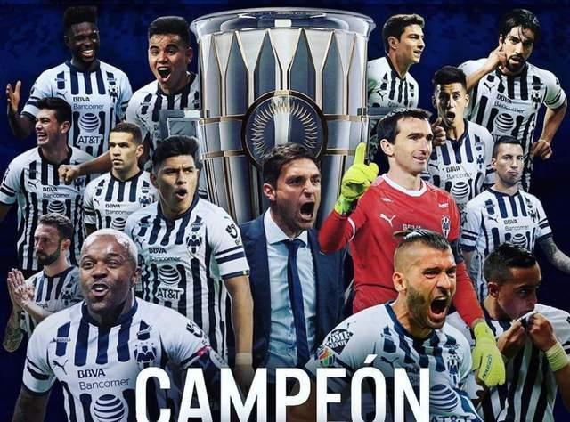 Rayados, campeón de la 'Concachampios'
