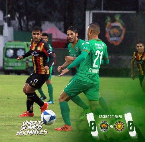 Resultado Potros UAEM vs Leones Negros en Jornada 3 del Apertura 2018