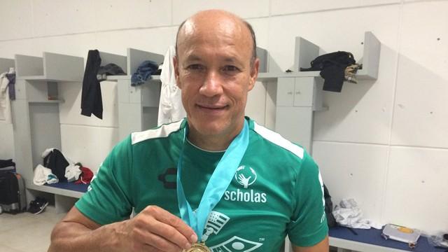 Missael Espinoza cree que el Cruz Azul es el candidato a campeon Natural