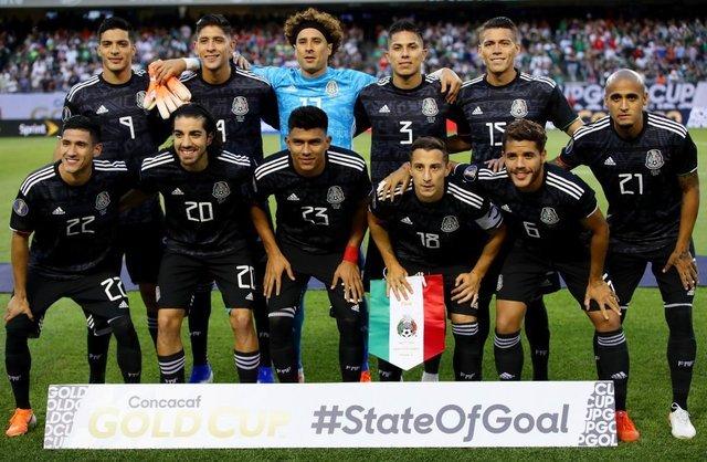 Liga MX Felicita a la Selección por la Copa de Oro 2019