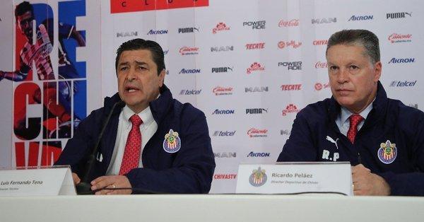 Luis Fernando Tena no acepta sugerencia de auxiliar ex americanista