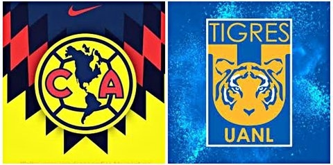 Alineación confirmada de América vs  Tigres – Leagues CUP