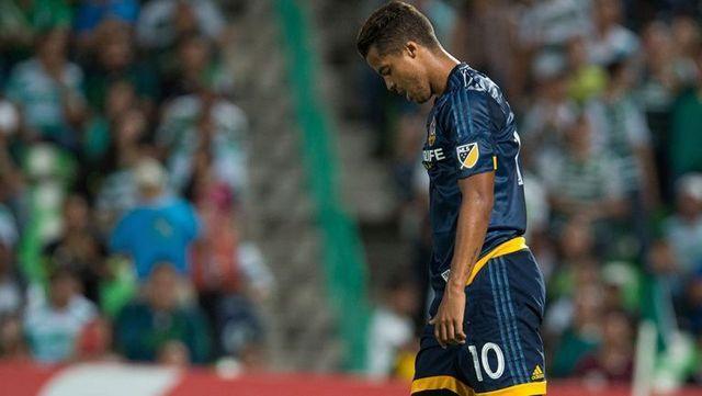 Gio Dos Santos confiesa que vivió un infierno en el Galaxy por las lesiones