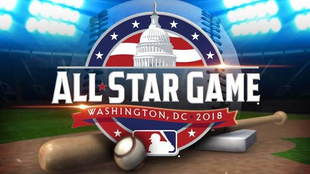 Juego de Estrellas de las Grandes Ligas de Béisbol en Vivo – Martes 17 de Julio del 2018