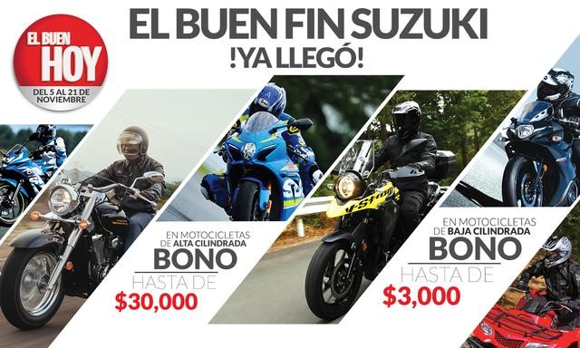 Ofertas Suzuki El Buen Fin 2018