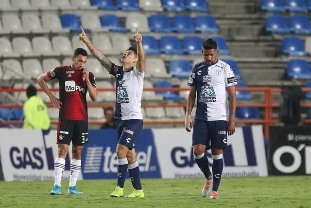 Resultado Pachuca vs Atlas -Jornada 6- Apertura  2019