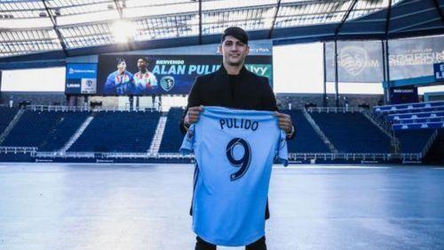 Alan Pulido fue presentado y desea volver a la selección mexicana