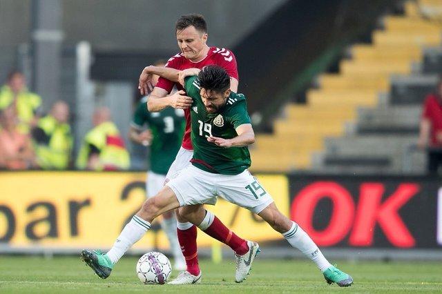 Oribe Peralta dice adiós a la Selección Mexicana