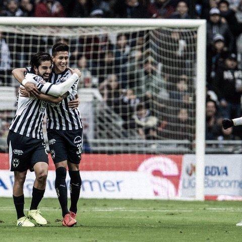 Resultado Monterrey vs Lobos BUAP J6 de Clausura 2019