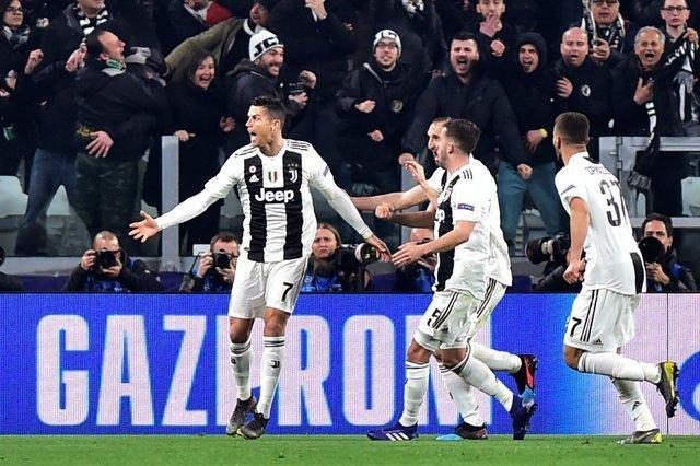 Resultado Juventus vs Atlético de Madrid – Octavos de Final –  Champions League
