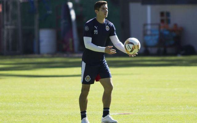 Cruz Azul insiste en llevarse a Isaac Brizuela