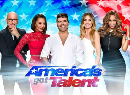 America's Got Talent en Vivo – Martes 25 de Junio del 2019