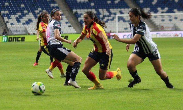 Resultado Monterrey vs Morelia- J12- Clausura 2019- Liga MX Femenil