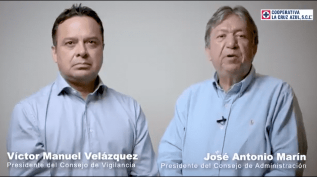 Cooperativistas culpan del fracaso cruzazulino a  Billy y Garcés
