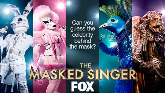 The Masked Singer en Vivo – Sábado 21 de Septiembre del 2019