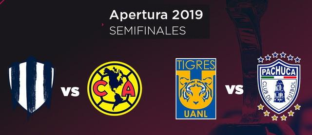 Fecha y Hora de las semifinales de la Liga MX Femenil – Apertura 2019