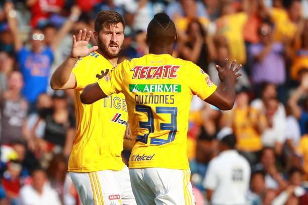 Resultado Querétaro vs Tigres en J11 de Apertura 2018