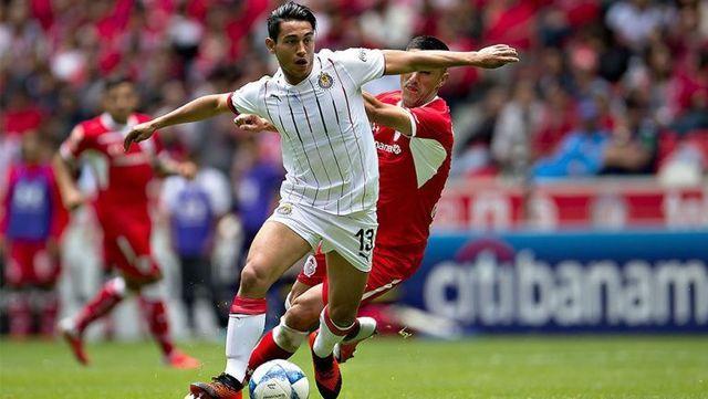 Gael Sandoval sigue los pasos de Rodolfo Pizarro