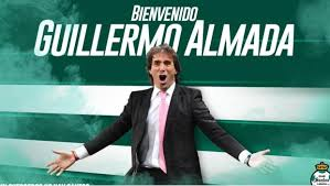 Guillermo Almada nuevo técnico del Santos