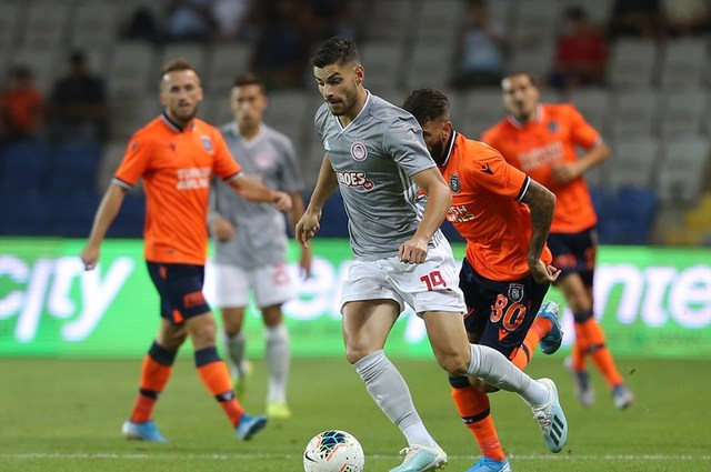 Resultado Istanbul Basaksehir vs Olympiakos – Fase – Champions League