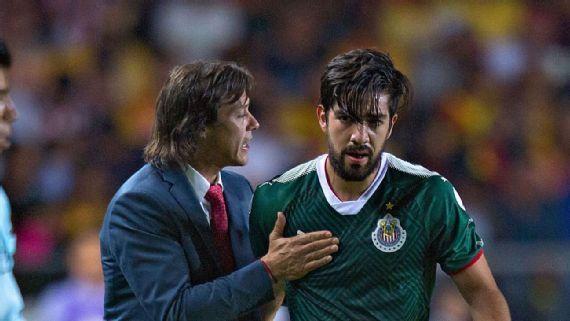 Almeyda fue como un padre, Chivas fue injusto con él